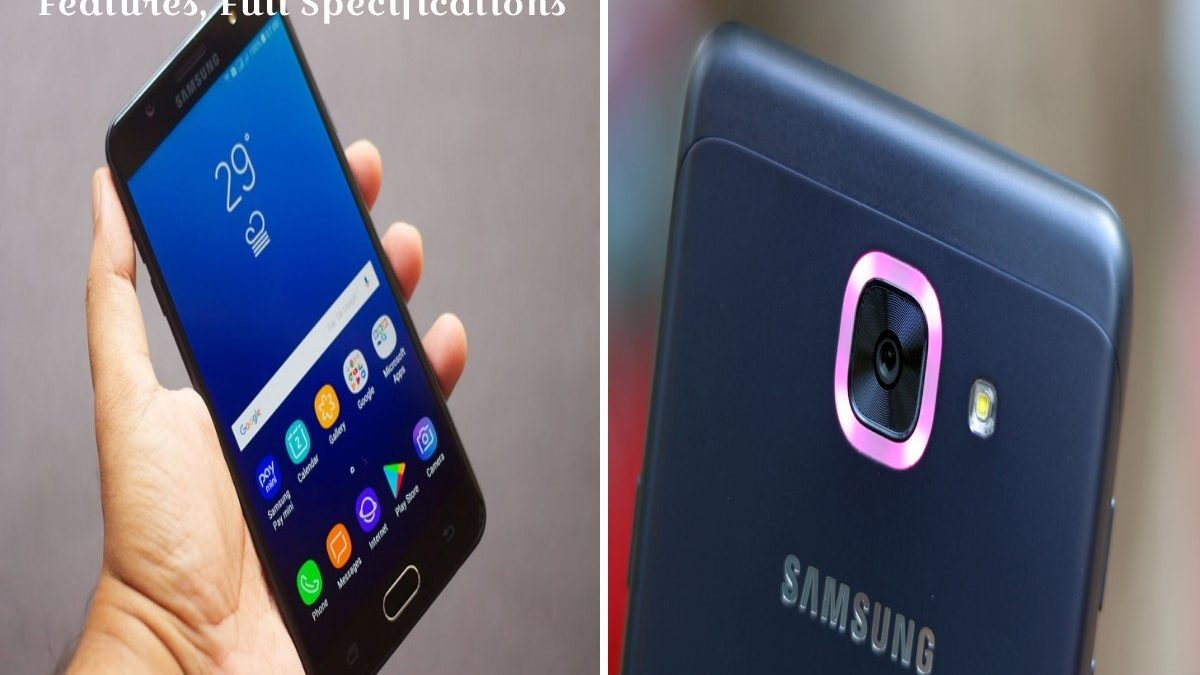 Samsung J7 Max – Summary, Features, Full Specifications